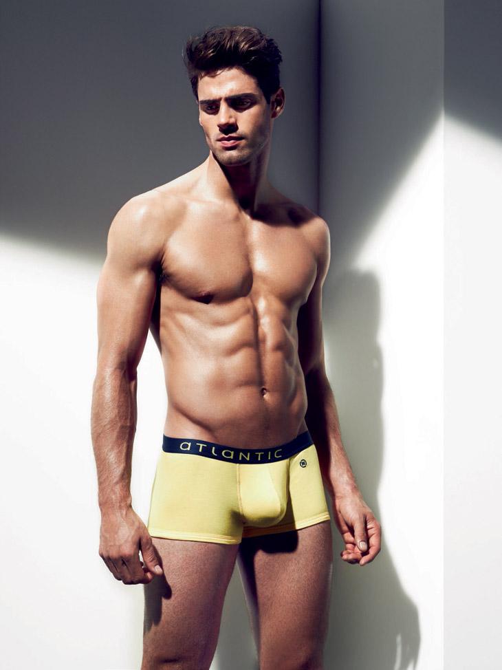 Chad White   Atlantic Menswear, Spring/Summer 2014
