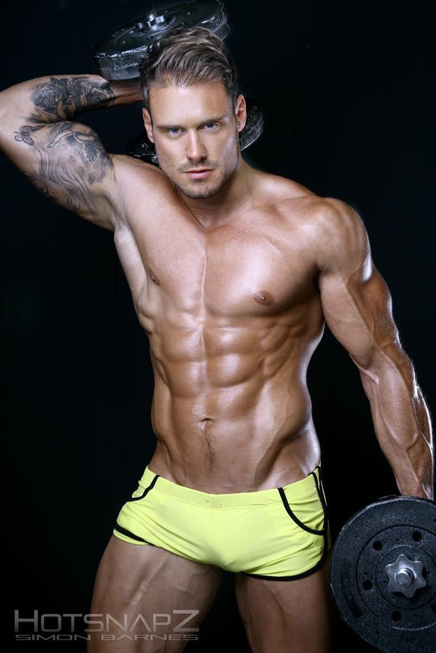Man Crush of the Day: Model Andrew Morrill | THE MAN CRUSH