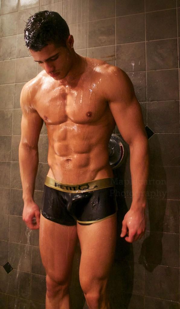 Lucas | Ph: Mike Carter, PetitQ Underwear