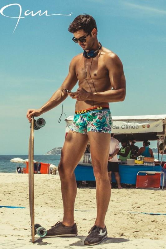 Ricardo Baldin | Ph: Stefano Raphael, Jam Underwear