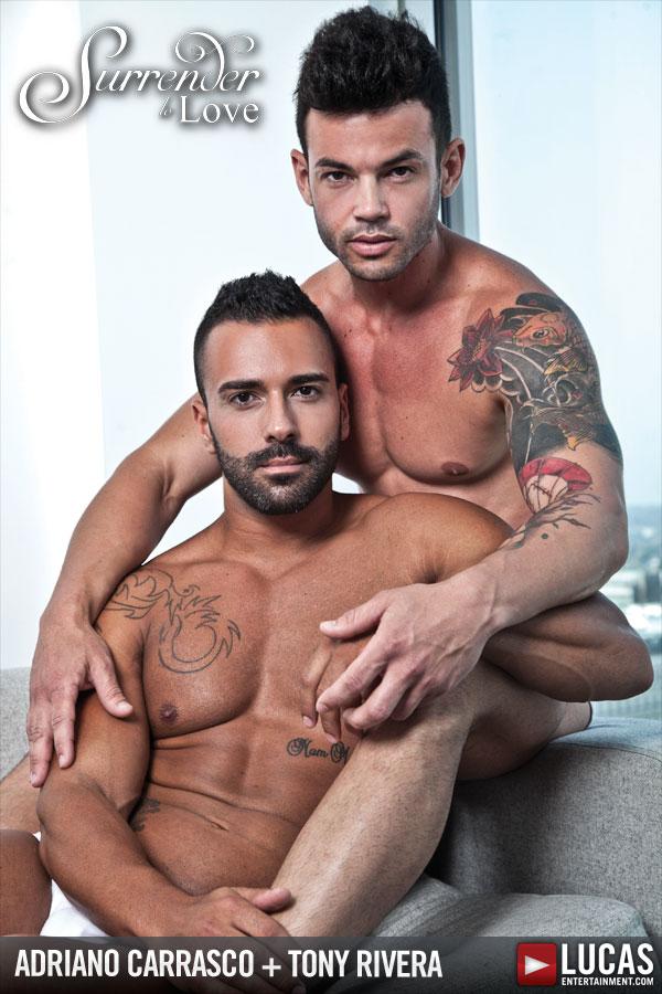 "Adriano Carrasco, Tony Rivera | ""Surrender to Love,"" Lucas Entertainment"