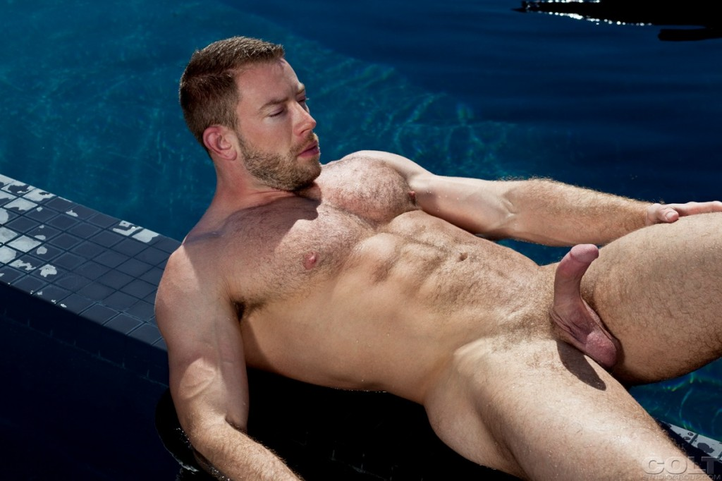 Shay Michaels | Man Crush Blog Interview. Photo: COLT Studio Group