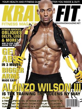 Alonzo Wilson III.   Fitness Model