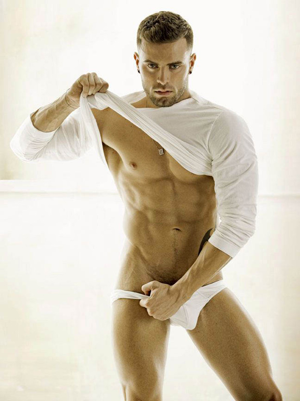 Man Crush of the Day: Model Andrew Corvin | THE MAN CRUSH BLOG
