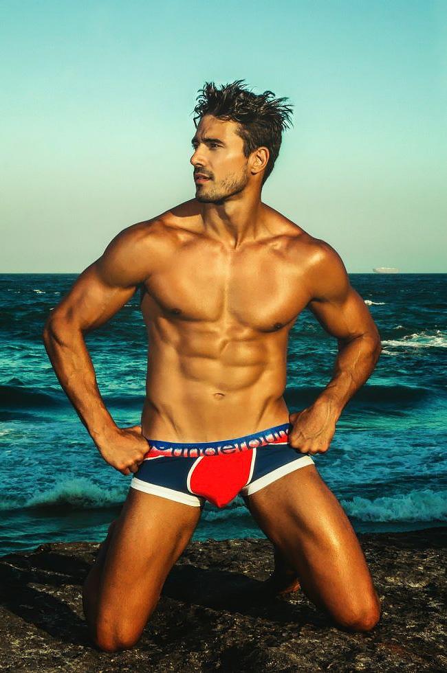 Lucas Gil | Ph: Stefano Raphael, Rounderwear