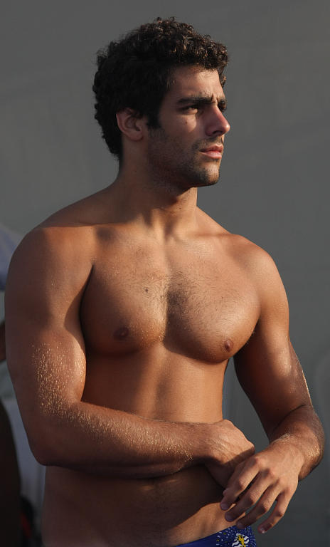 Man Crush Of The Day Water Polo Player Marc Minguell