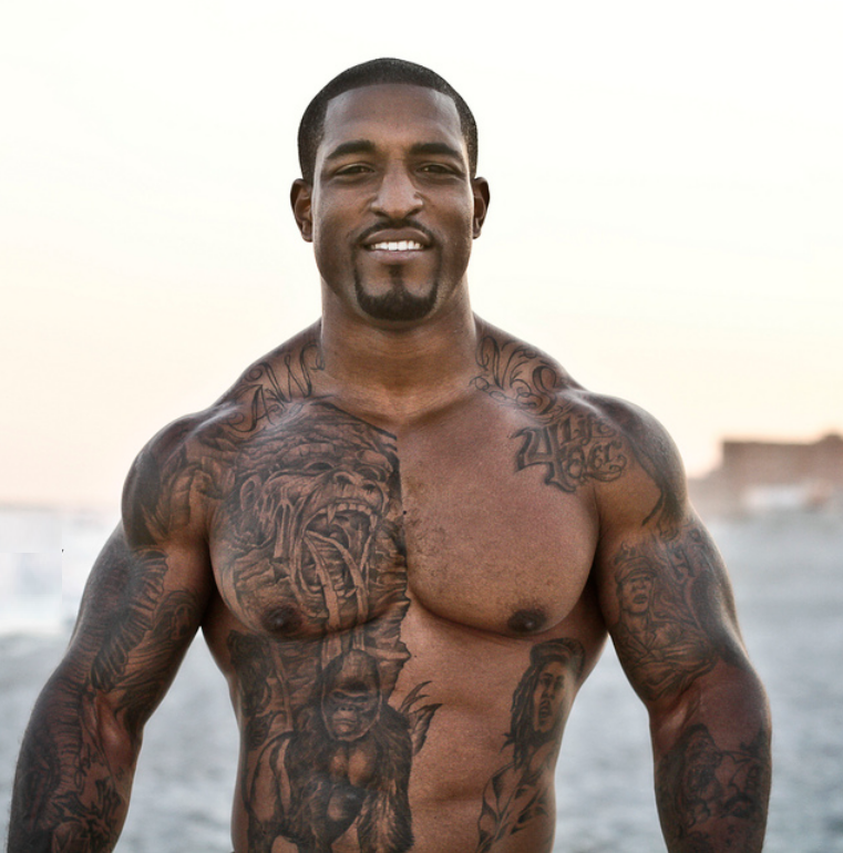 Man Crush Of The Day: Model And Fitness Trainer Trevon
