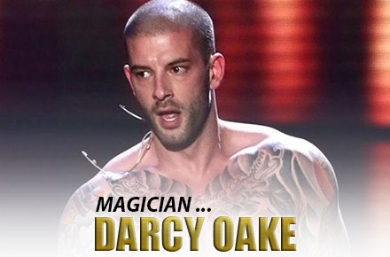 Darcy Oake | Magician