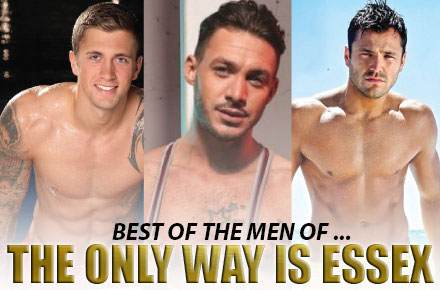The Only Way is Essex Men