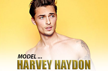 Harvey Newton-Haydon | Male Model
