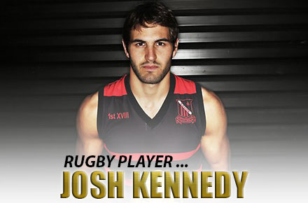 Josh Kennedy | Rugby Player