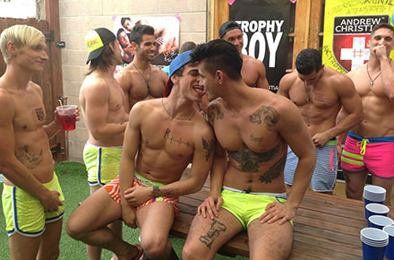 "Andrew Christian | ""Initiation"" with CockyBoys"
