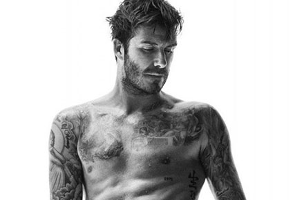 David Beckham | Bodywear H&M, Autumn/Winter 2014