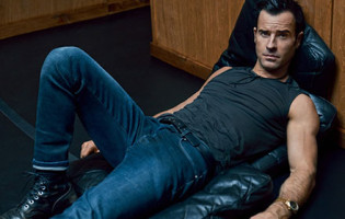 Eye Candy: Justin Theroux for Details Magazine