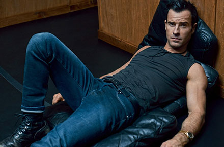 Justin Theroux |Ph: Mark Seliger, Details Magazine