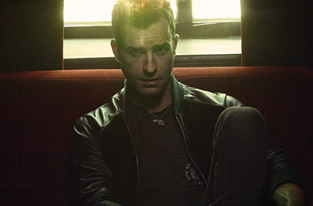Justin Theroux | Ph: Robbie Fimmano, Interview Magazine