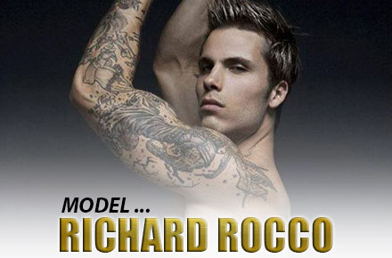 Richard Americo Rocco | Male Model