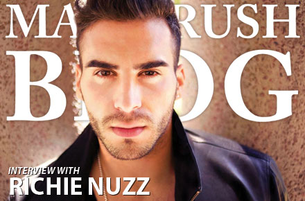 Richie Nuzz | Man Crush Blog Interview