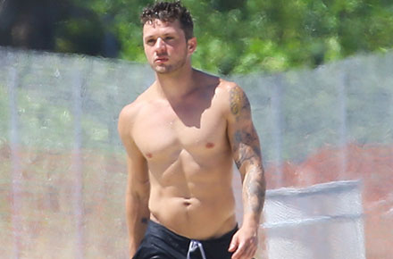 Ryan Phillippe | Miami Beach, June 2014
