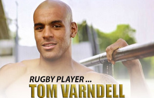 Man Crush of the Day: Rugby Player Tom Varndell