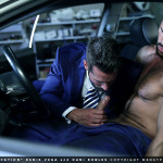 "Denis Vega, Dani Robles | ""Auto Fornication,"" Men At Play"