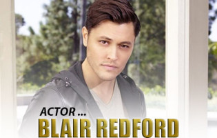 Man Crush of the Day: Actor Blair Redford