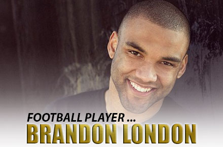 Brandon London | Football Player