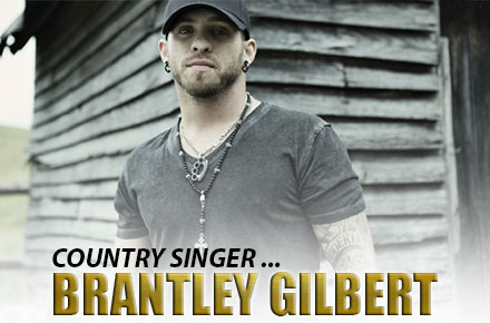 Brantley Gilbert | Country Singer