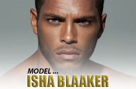 Isha Blaaker | Male Model