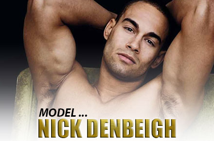 Nick Denbeigh | Model