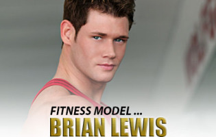 Man Crush of the Day: Fitness Model Brian Lewis