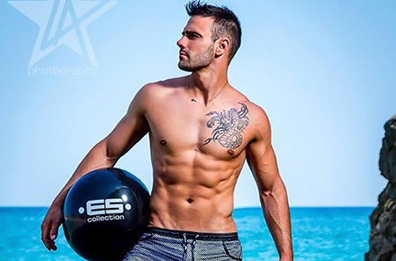 Jess Vill | Ph: Lionel André, ES Collection