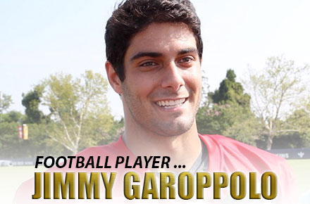 Jimmy Garoppolo | Football Player
