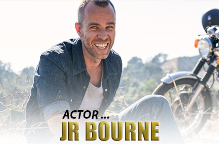 JR Bourne | Actor