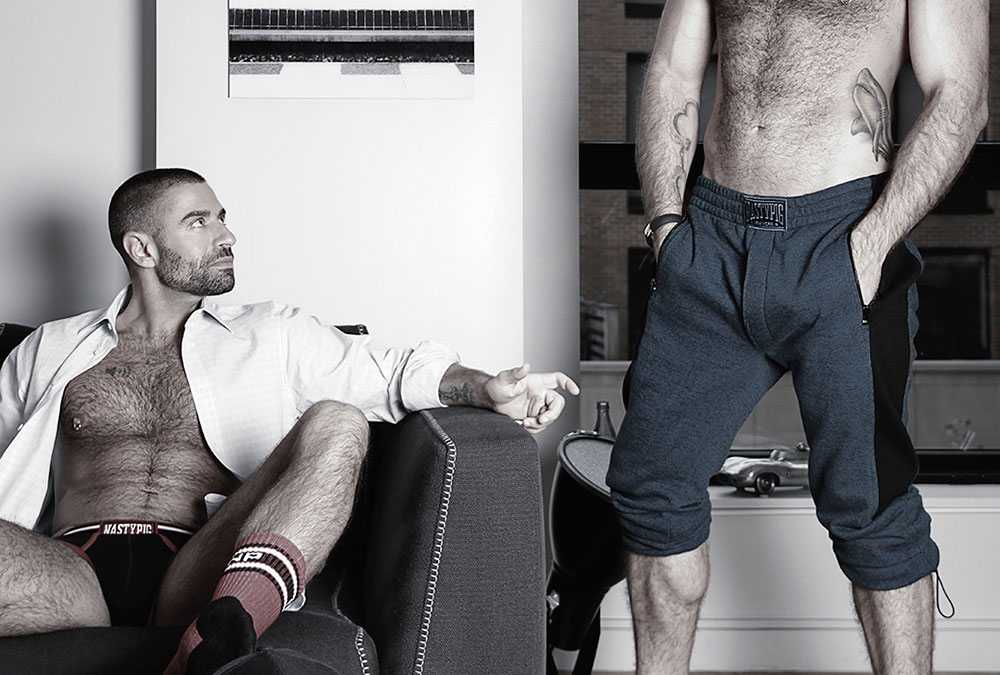 """Ballsy New York City"" 
