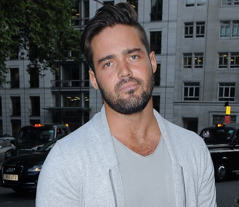 Man Crush of the Day: Reality Star Spencer Matthews | THE ...