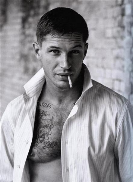 Man Crush of the Day: Actor Tom Hardy | THE MAN CRUSH BLOG