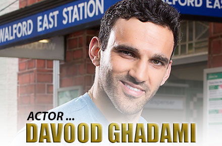 Davood Ghadami | Actor