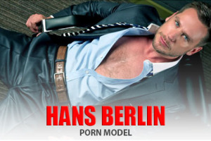 Man Crush of the Day: Porn Model Hans Berlin