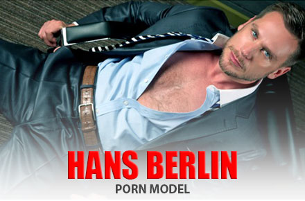 Hans Berlin | Porn Model