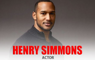 Man Crush of the Day: Actor Henry Simmons