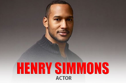 Henry Simmons | Actor