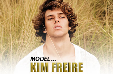 Kim Freire | Male Model