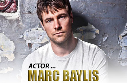 Marc Baylis | Actor