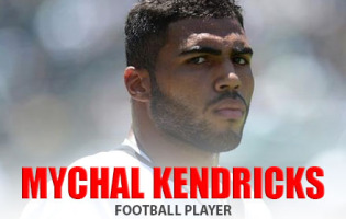 Man Crush of the Day: Football Player Mychal Kendricks