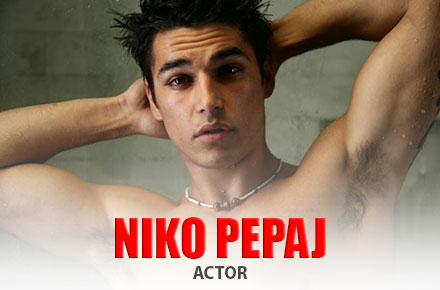 Niko Pepaj | Actor