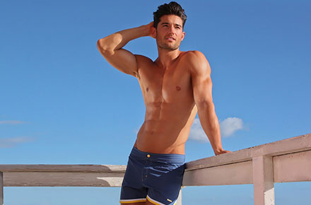 """Spring Swim"" from Parke & Ronen"