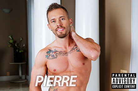 Pierre | Next Door Male