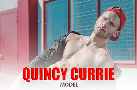 Quincy Currie | Male Model