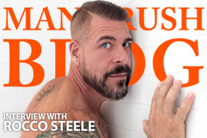 Hooking Up With … Porn Model Rocco Steele